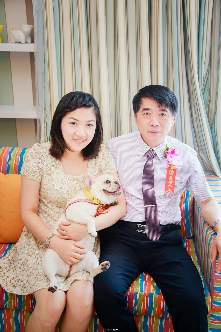 給幸福的妳 (台南婚禮記錄)(編號:432737) - 自由自在 - 結婚吧一站式婚禮服務平台