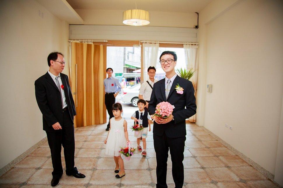 給幸福的妳 (台南婚禮記錄)(編號:432759) - 自由自在 - 結婚吧