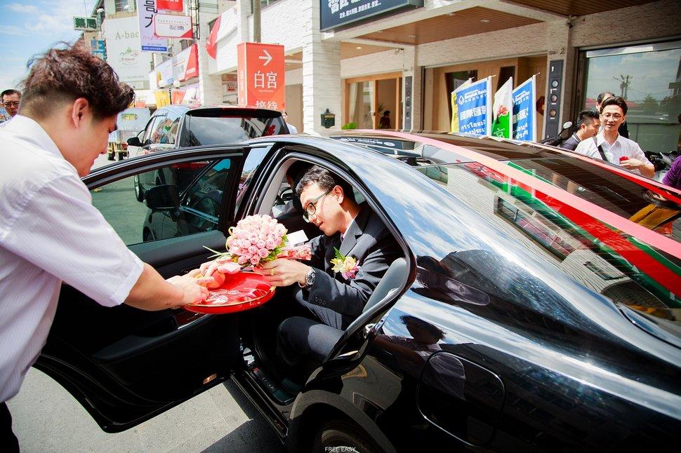 給幸福的妳 (台南婚禮記錄)(編號:432760) - 自由自在 - 結婚吧