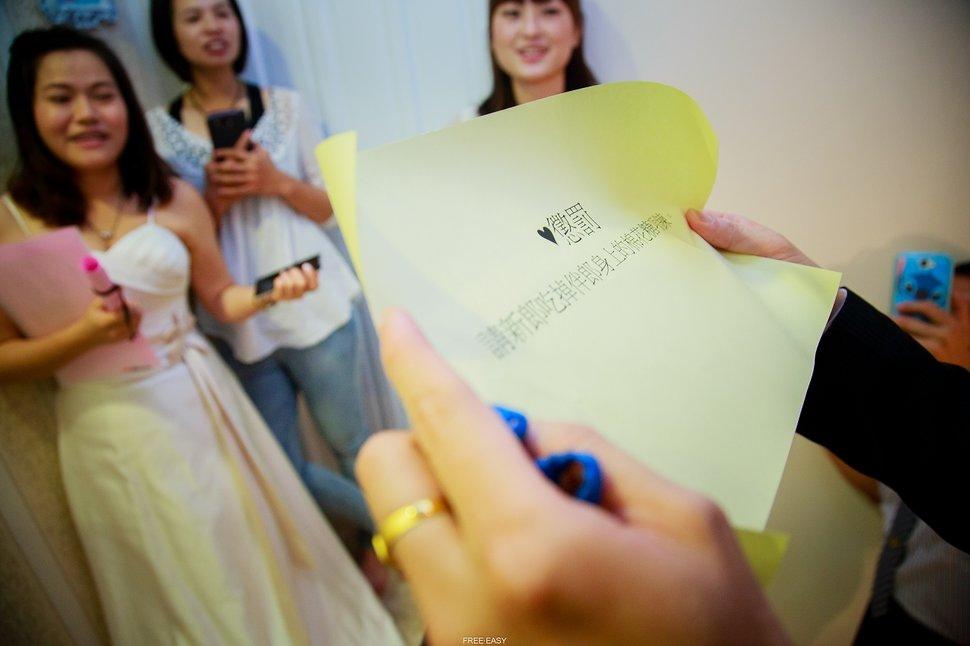給幸福的妳 (台南婚禮記錄)(編號:432780) - 自由自在 - 結婚吧一站式婚禮服務平台