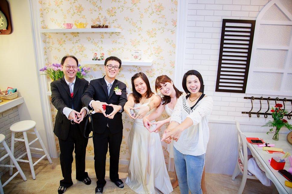 給幸福的妳 (台南婚禮記錄)(編號:432781) - 自由自在 - 結婚吧