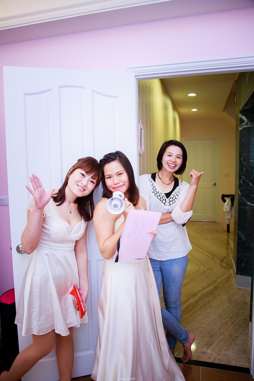 給幸福的妳 (台南婚禮記錄)(編號:432786) - 自由自在 - 結婚吧一站式婚禮服務平台