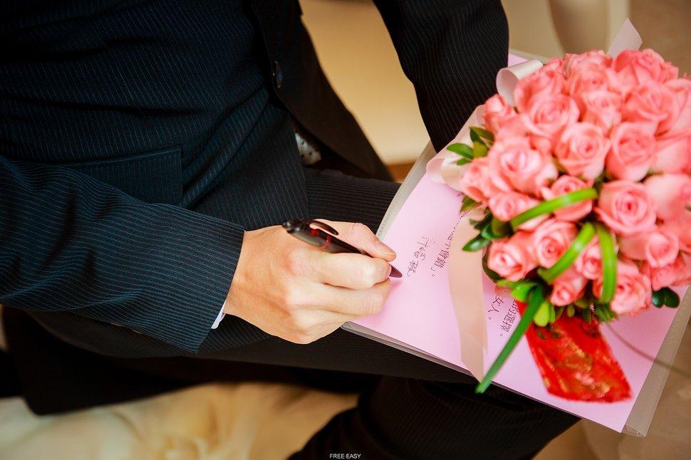 給幸福的妳 (台南婚禮記錄)(編號:432793) - 自由自在 - 結婚吧一站式婚禮服務平台