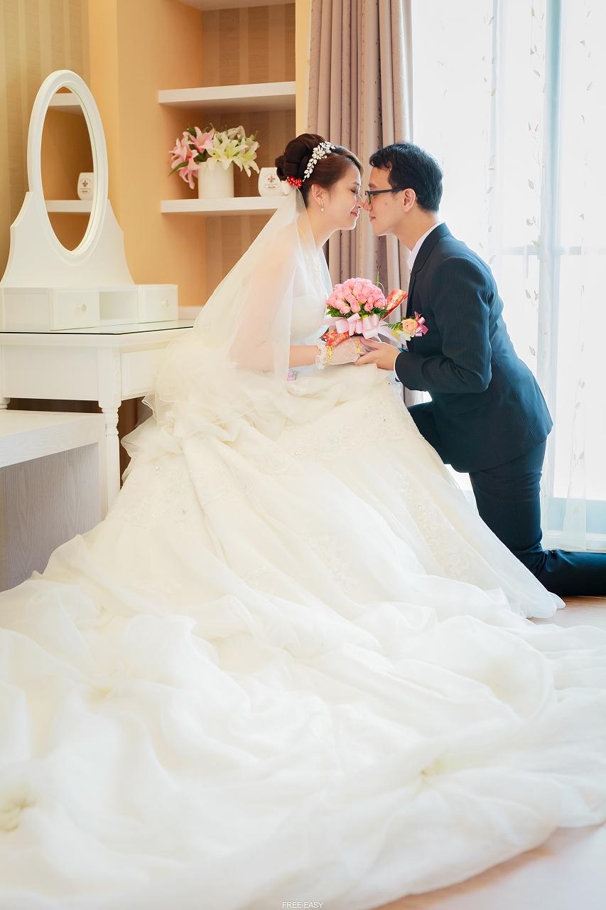 給幸福的妳 (台南婚禮記錄)(編號:432795) - 自由自在 - 結婚吧一站式婚禮服務平台