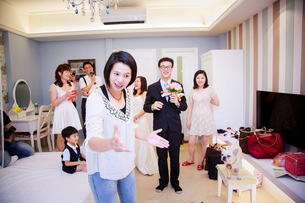 給幸福的妳 (台南婚禮記錄)(編號:432796) - 自由自在 - 結婚吧