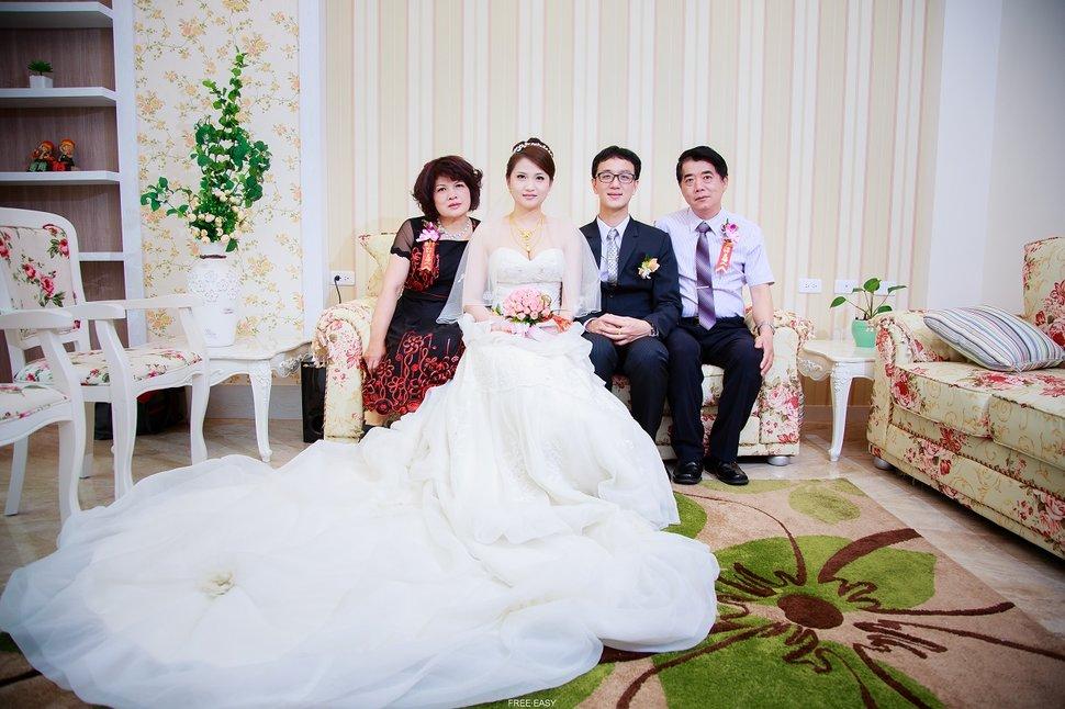 給幸福的妳 (台南婚禮記錄)(編號:432800) - 自由自在 - 結婚吧