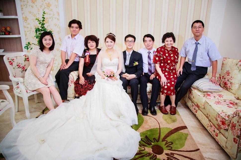 給幸福的妳 (台南婚禮記錄)(編號:432802) - 自由自在 - 結婚吧一站式婚禮服務平台