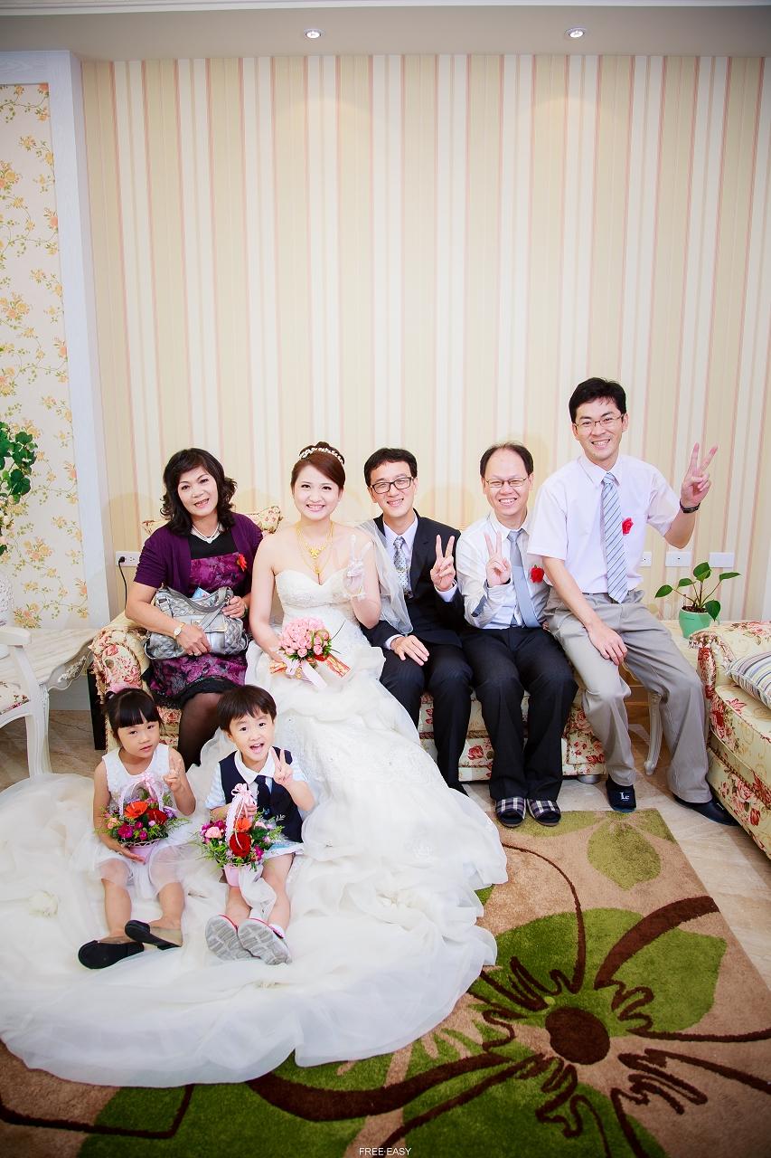 給幸福的妳 (台南婚禮記錄)(編號:432805) - 自由自在 - 結婚吧