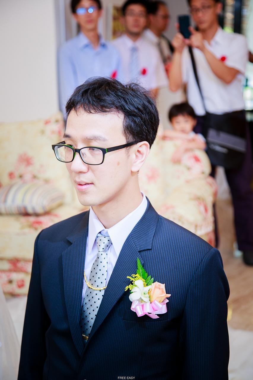 給幸福的妳 (台南婚禮記錄)(編號:432806) - 自由自在 - 結婚吧一站式婚禮服務平台
