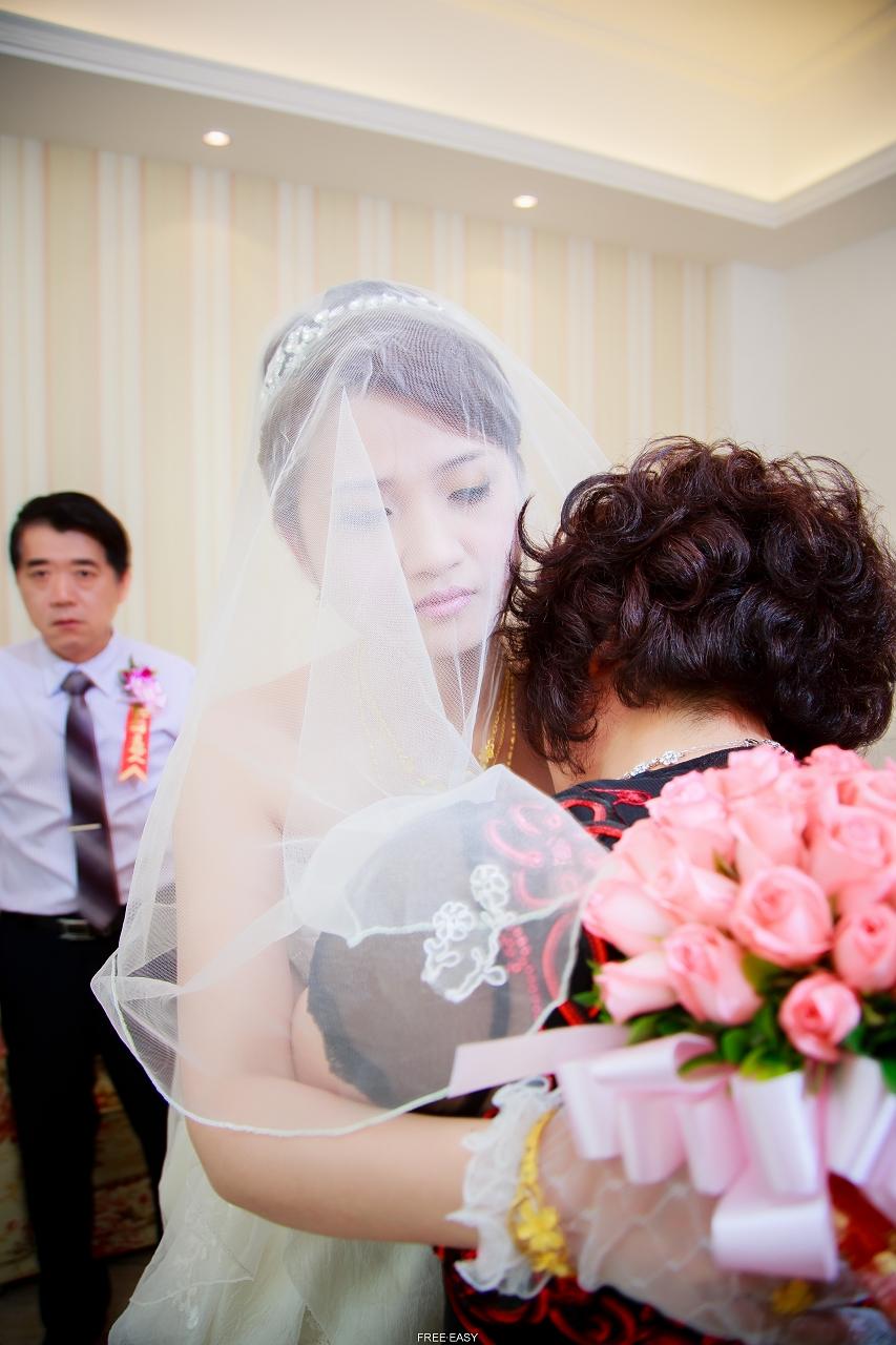 給幸福的妳 (台南婚禮記錄)(編號:432807) - 自由自在 - 結婚吧