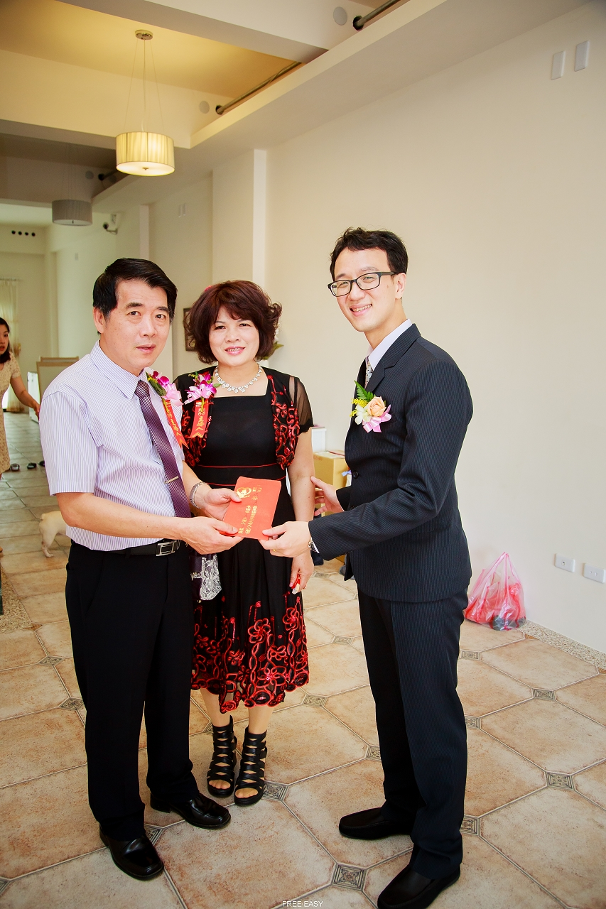 給幸福的妳 (台南婚禮記錄)(編號:432815) - 自由自在 - 結婚吧