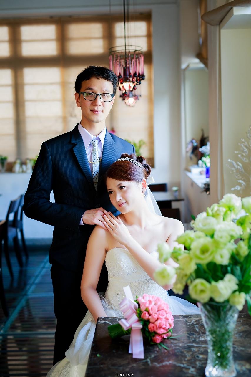 給幸福的妳 (台南婚禮記錄)(編號:432828) - 自由自在 - 結婚吧