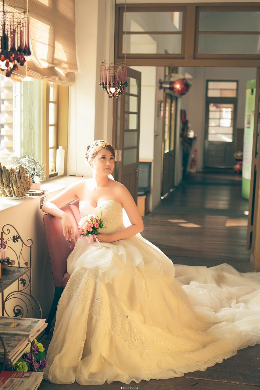 給幸福的妳 (台南婚禮記錄)(編號:432831) - 自由自在 - 結婚吧