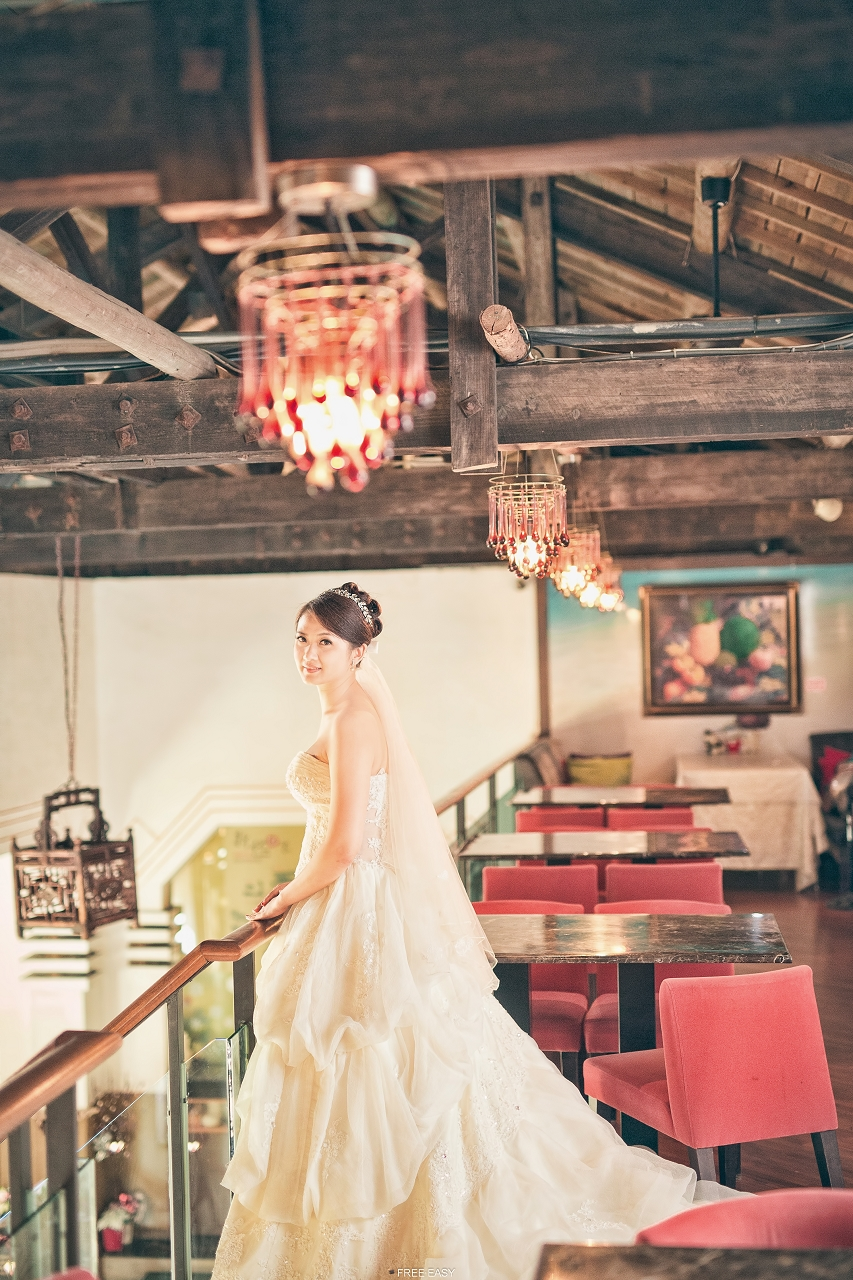 給幸福的妳 (台南婚禮記錄)(編號:432835) - 自由自在 - 結婚吧