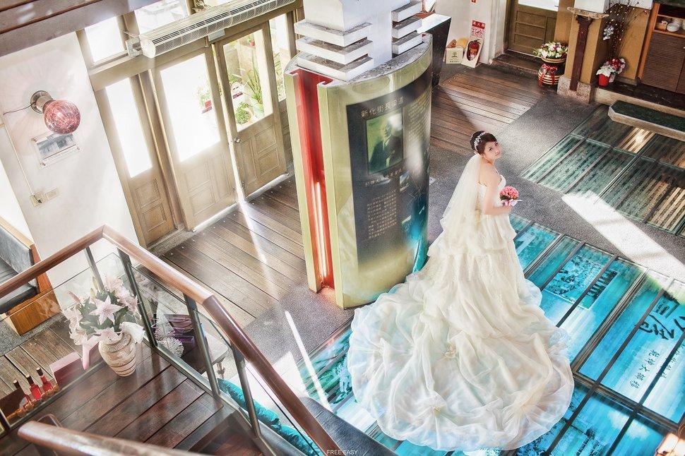 給幸福的妳 (台南婚禮記錄)(編號:432836) - 自由自在 - 結婚吧
