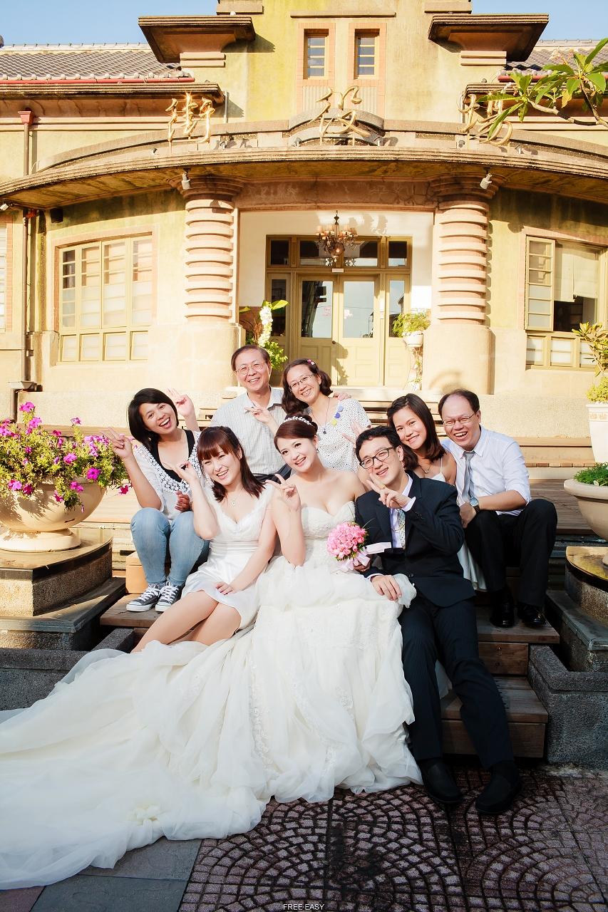 給幸福的妳 (台南婚禮記錄)(編號:432837) - 自由自在 - 結婚吧一站式婚禮服務平台