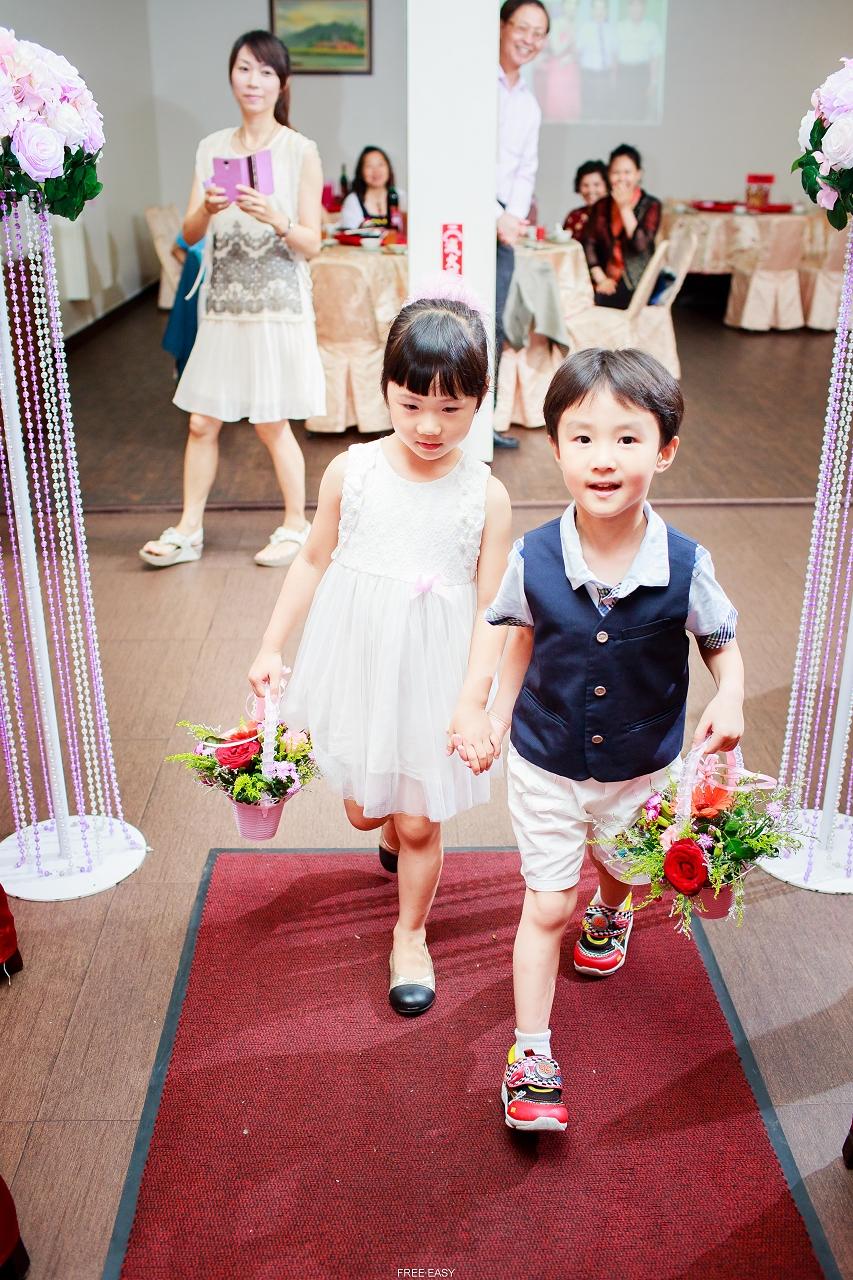 給幸福的妳 (台南婚禮記錄)(編號:432839) - 自由自在 - 結婚吧