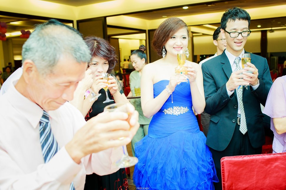 給幸福的妳 (台南婚禮記錄)(編號:432849) - 自由自在 - 結婚吧