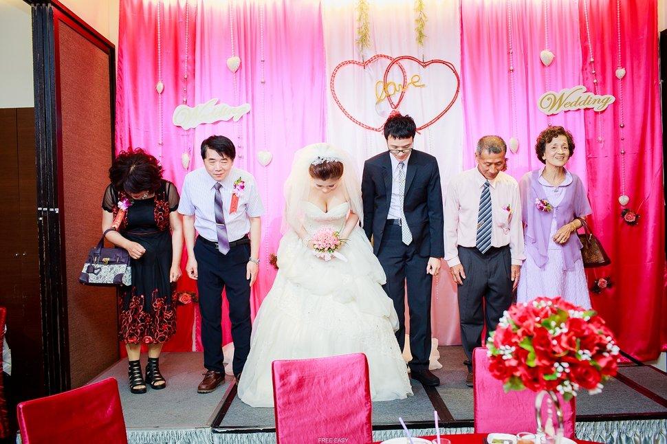 給幸福的妳 (台南婚禮記錄)(編號:432850) - 自由自在 - 結婚吧一站式婚禮服務平台