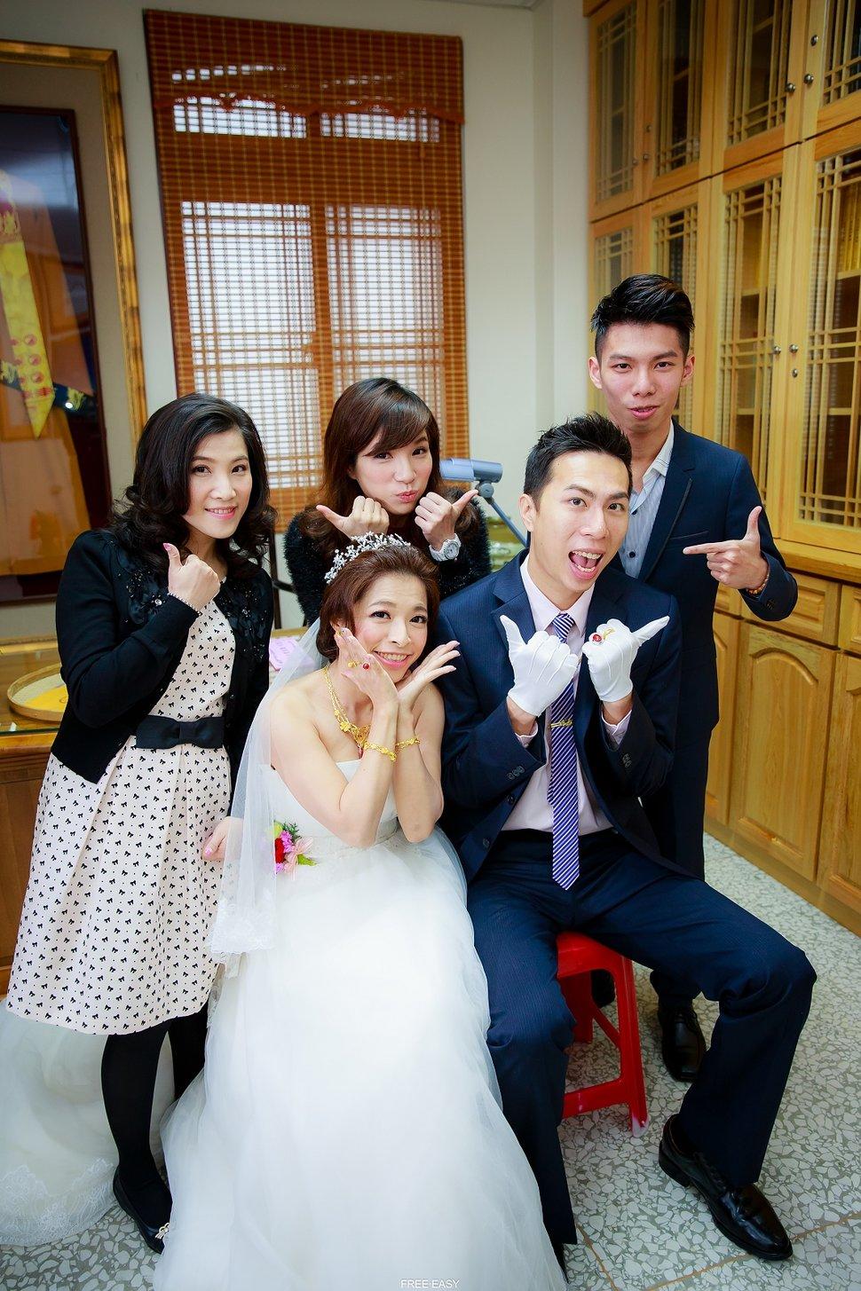 見證我們的幸福  (台北婚禮記錄)(編號:432868) - 自由自在 - 結婚吧