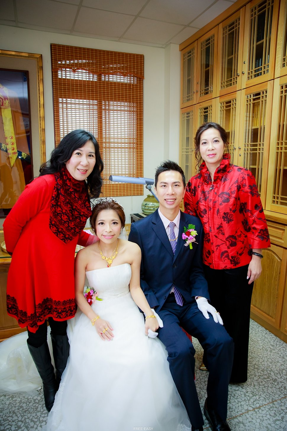 見證我們的幸福  (台北婚禮記錄)(編號:432869) - 自由自在 - 結婚吧