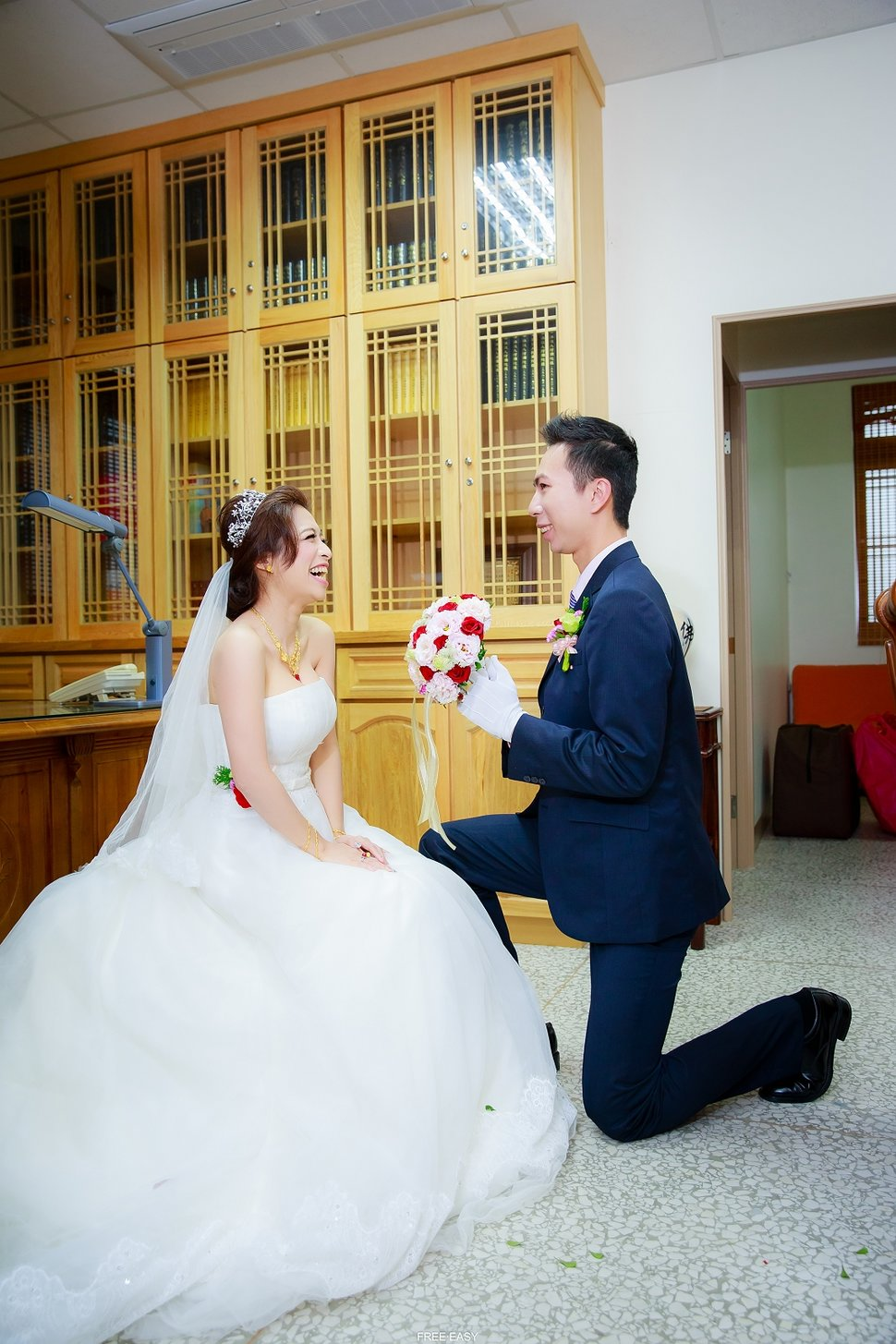 見證我們的幸福  (台北婚禮記錄)(編號:432872) - 自由自在 - 結婚吧