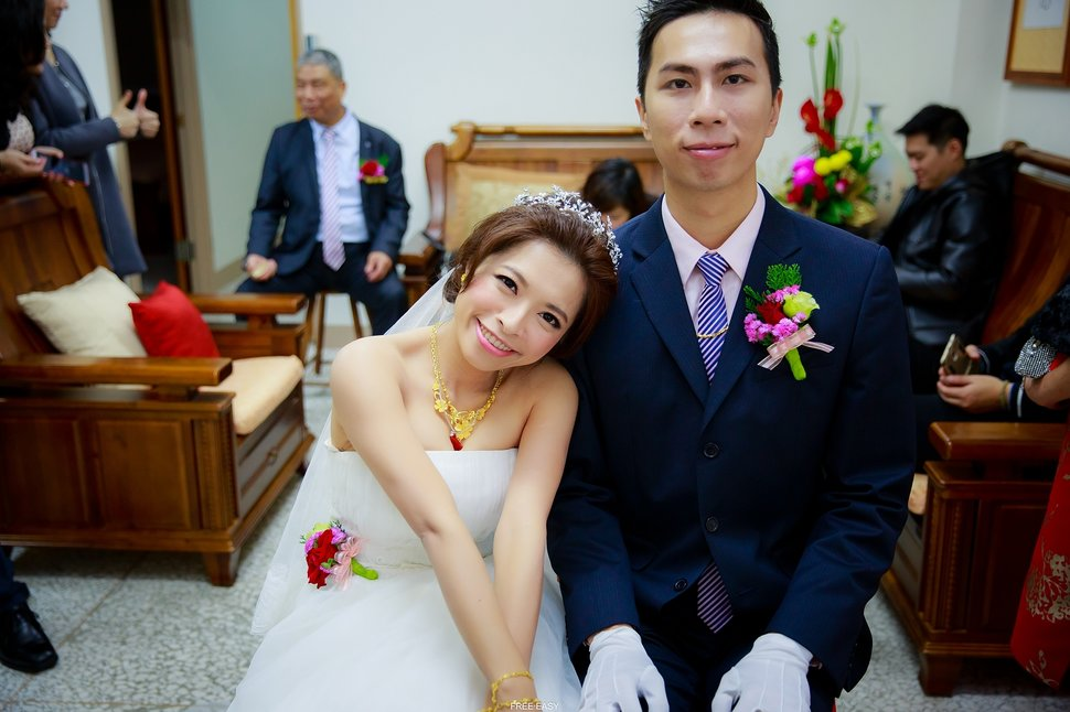 見證我們的幸福  (台北婚禮記錄)(編號:432873) - 自由自在 - 結婚吧