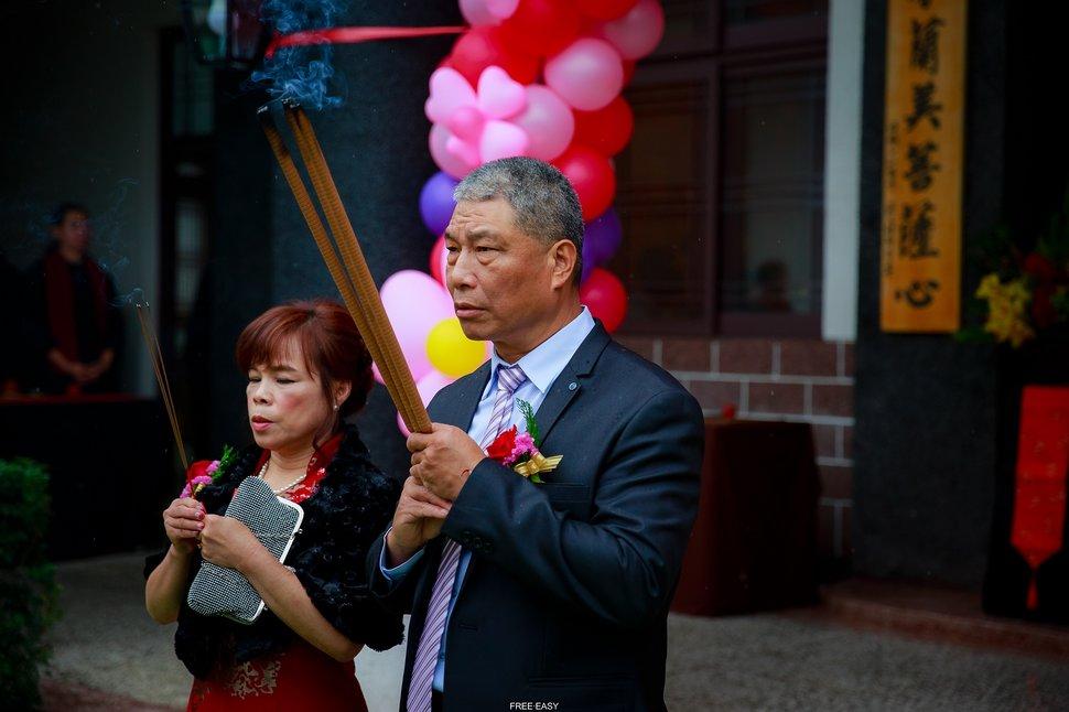 見證我們的幸福  (台北婚禮記錄)(編號:432878) - 自由自在 - 結婚吧一站式婚禮服務平台