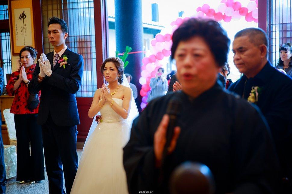 見證我們的幸福  (台北婚禮記錄)(編號:432881) - 自由自在 - 結婚吧