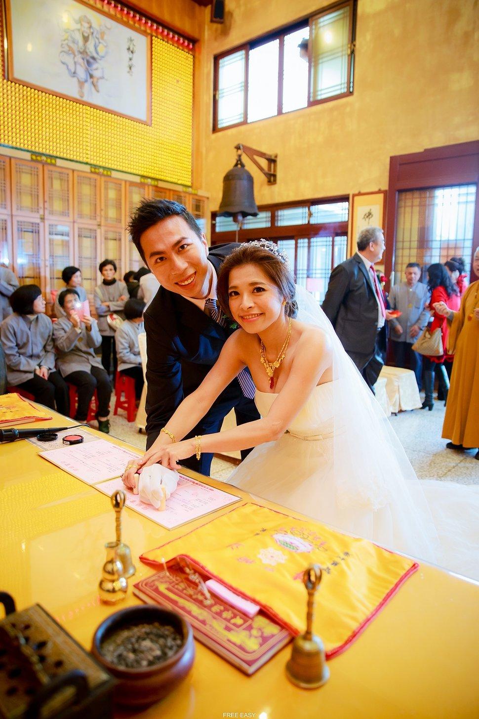 見證我們的幸福  (台北婚禮記錄)(編號:432887) - 自由自在 - 結婚吧