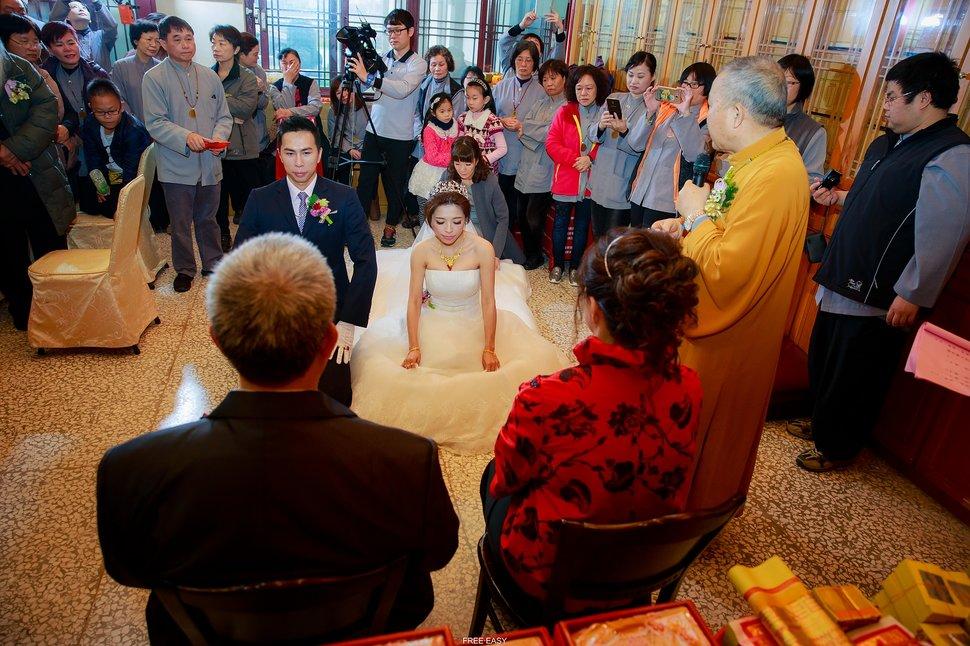 見證我們的幸福  (台北婚禮記錄)(編號:432888) - 自由自在 - 結婚吧一站式婚禮服務平台