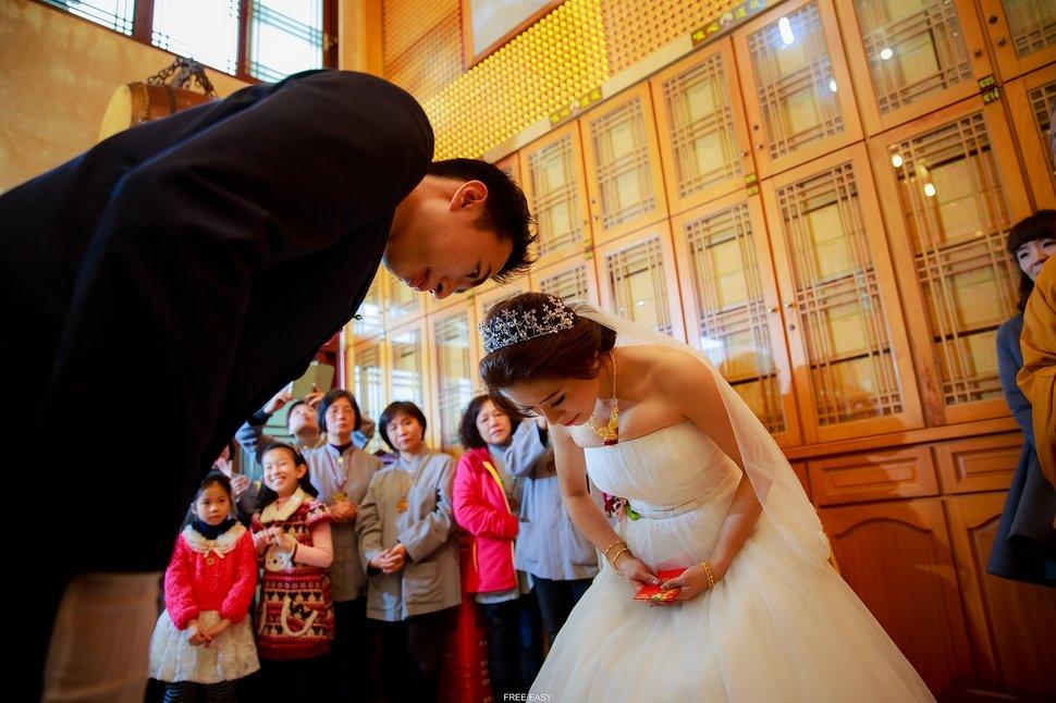 見證我們的幸福  (台北婚禮記錄)(編號:432892) - 自由自在 - 結婚吧一站式婚禮服務平台