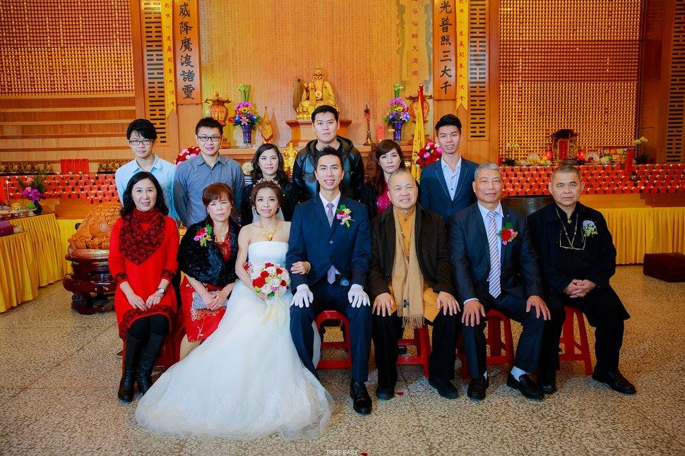見證我們的幸福  (台北婚禮記錄)(編號:432894) - 自由自在 - 結婚吧一站式婚禮服務平台