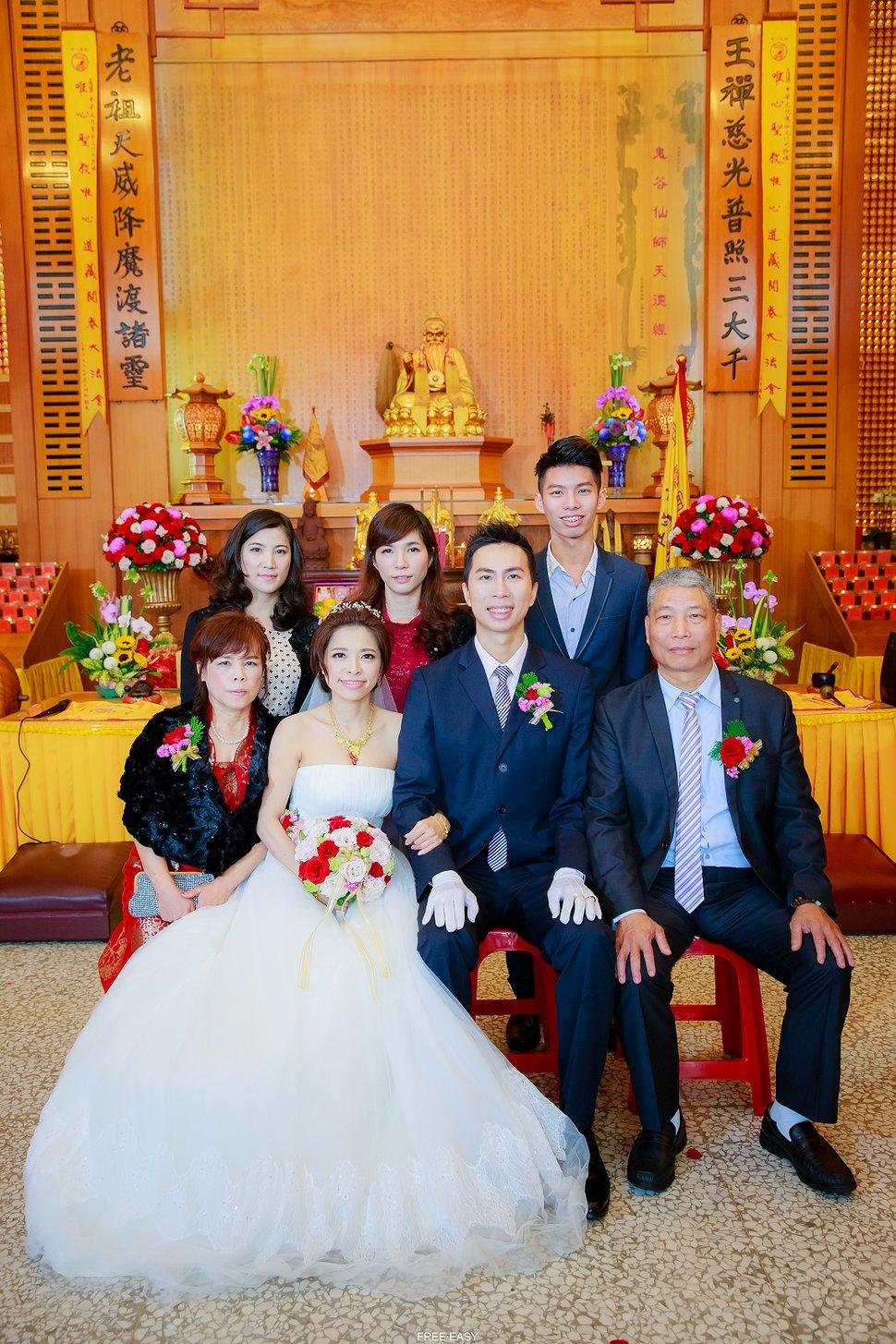 見證我們的幸福  (台北婚禮記錄)(編號:432895) - 自由自在 - 結婚吧