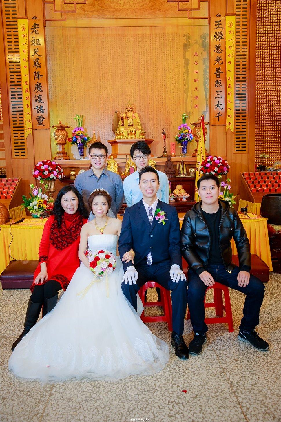 見證我們的幸福  (台北婚禮記錄)(編號:432896) - 自由自在 - 結婚吧