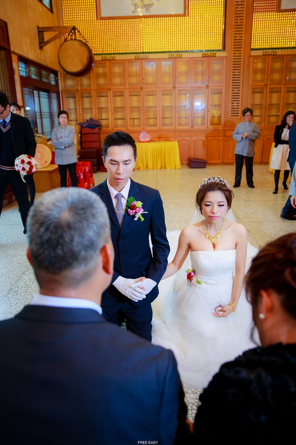 見證我們的幸福  (台北婚禮記錄)(編號:432897) - 自由自在 - 結婚吧