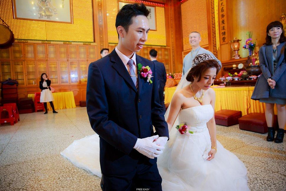 見證我們的幸福  (台北婚禮記錄)(編號:432899) - 自由自在 - 結婚吧一站式婚禮服務平台