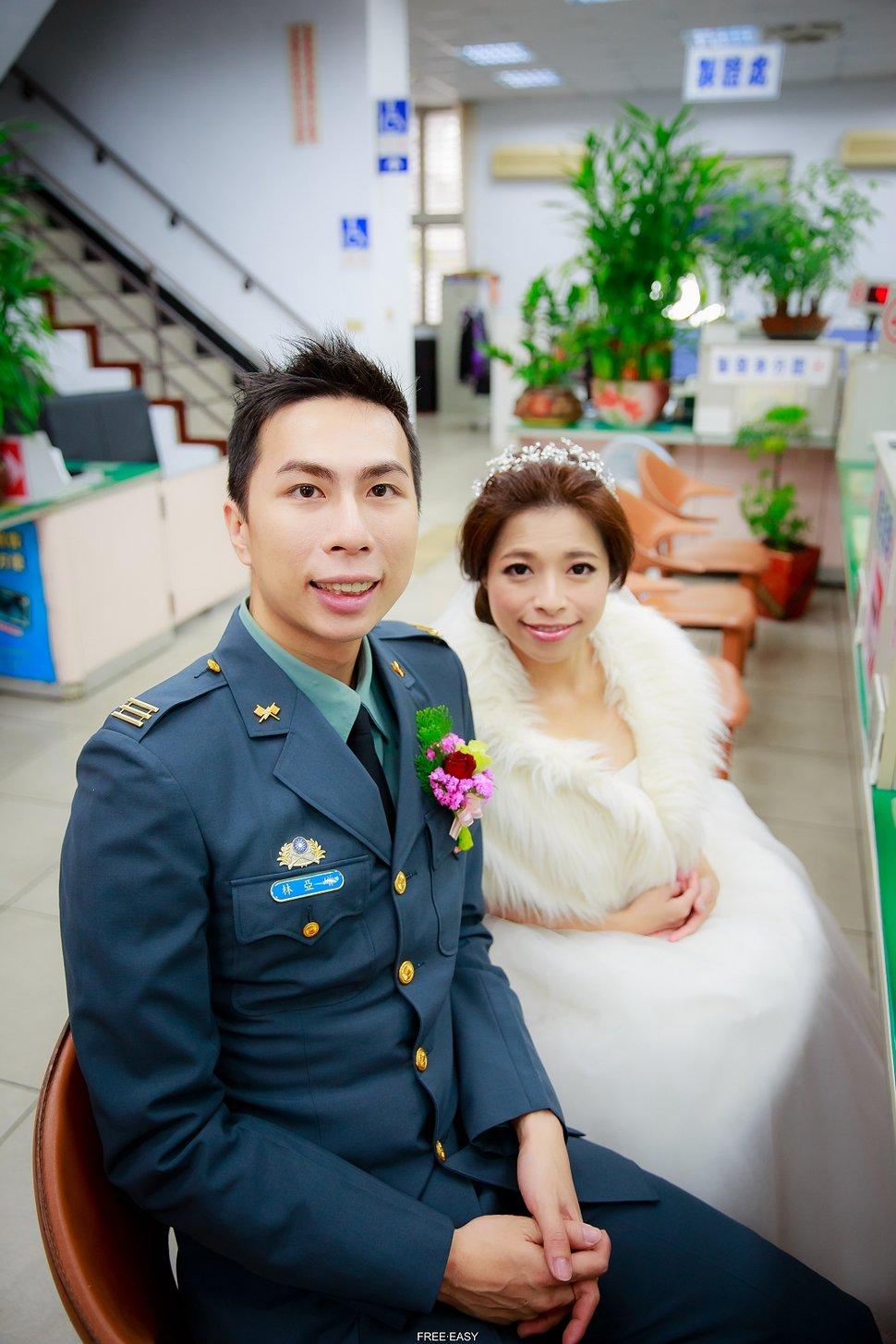 見證我們的幸福  (台北婚禮記錄)(編號:432916) - 自由自在 - 結婚吧