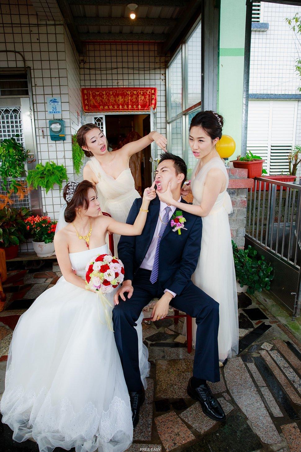 見證我們的幸福  (台北婚禮記錄)(編號:432917) - 自由自在 - 結婚吧