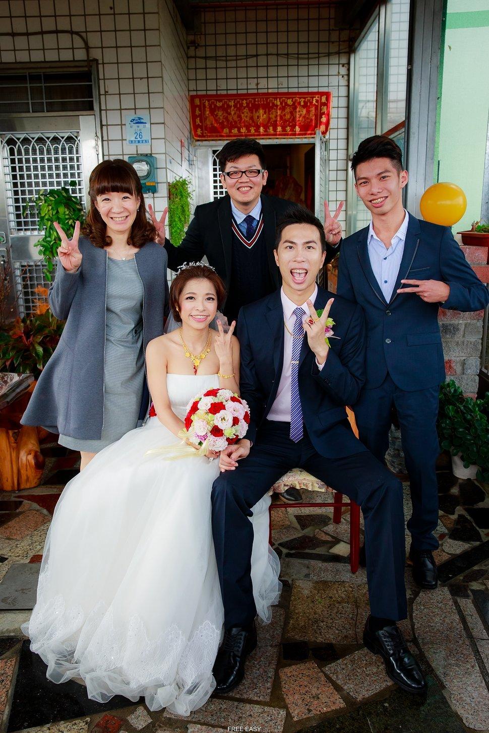 見證我們的幸福  (台北婚禮記錄)(編號:432918) - 自由自在 - 結婚吧