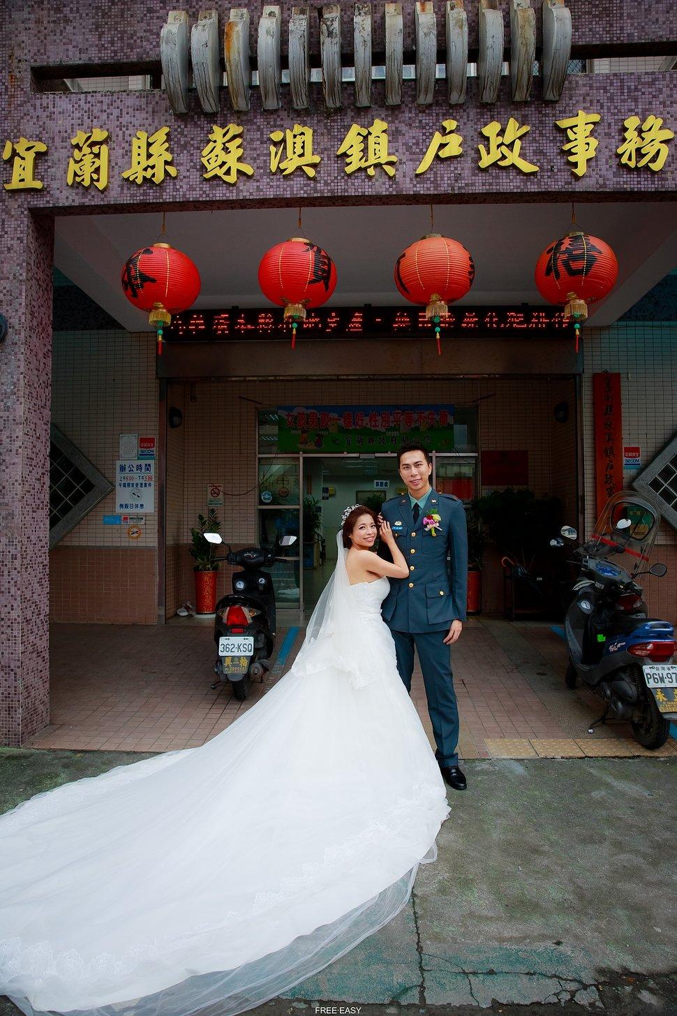 見證我們的幸福  (台北婚禮記錄)(編號:432925) - 自由自在 - 結婚吧