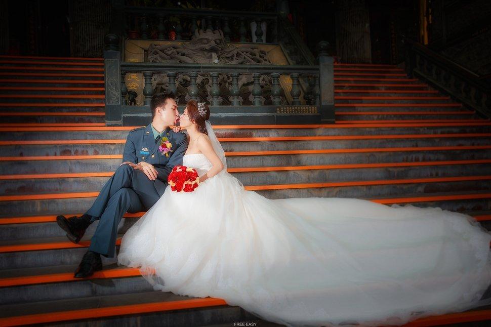 見證我們的幸福  (台北婚禮記錄)(編號:432927) - 自由自在 - 結婚吧