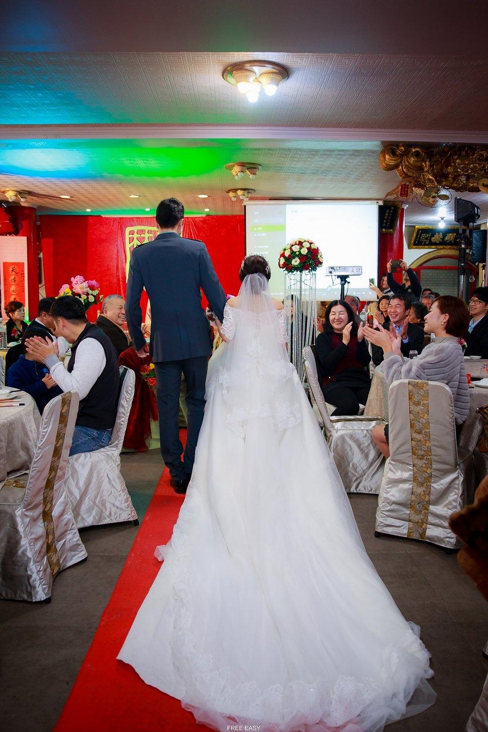 見證我們的幸福  (台北婚禮記錄)(編號:432935) - 自由自在 - 結婚吧
