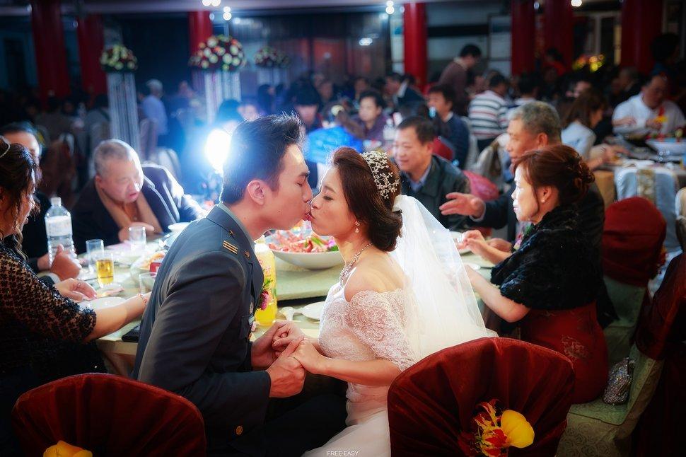 見證我們的幸福  (台北婚禮記錄)(編號:432939) - 自由自在 - 結婚吧