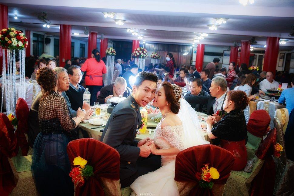 見證我們的幸福  (台北婚禮記錄)(編號:432941) - 自由自在 - 結婚吧一站式婚禮服務平台