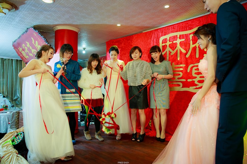 見證我們的幸福  (台北婚禮記錄)(編號:432952) - 自由自在 - 結婚吧