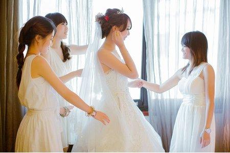 這美麗的喜悅  (台中婚禮記錄)