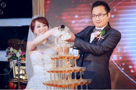 家菱 幸福了  (台南婚禮記錄)