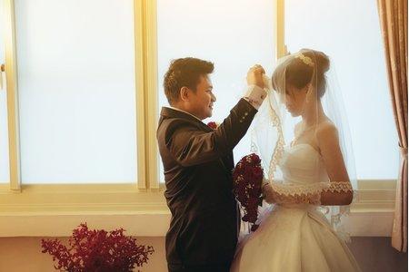 子軒&薏紋 我們結婚了 (台南推薦婚禮攝影)