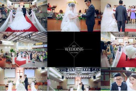 彥松&孜潔 我們結婚了 (台南推薦婚禮記錄) 搶先版